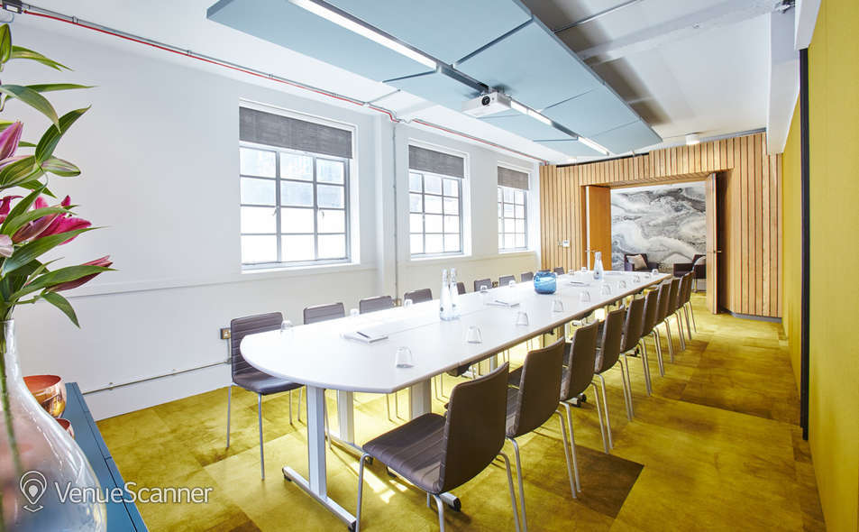 Hire St. Pancras Meeting Rooms Sky Room