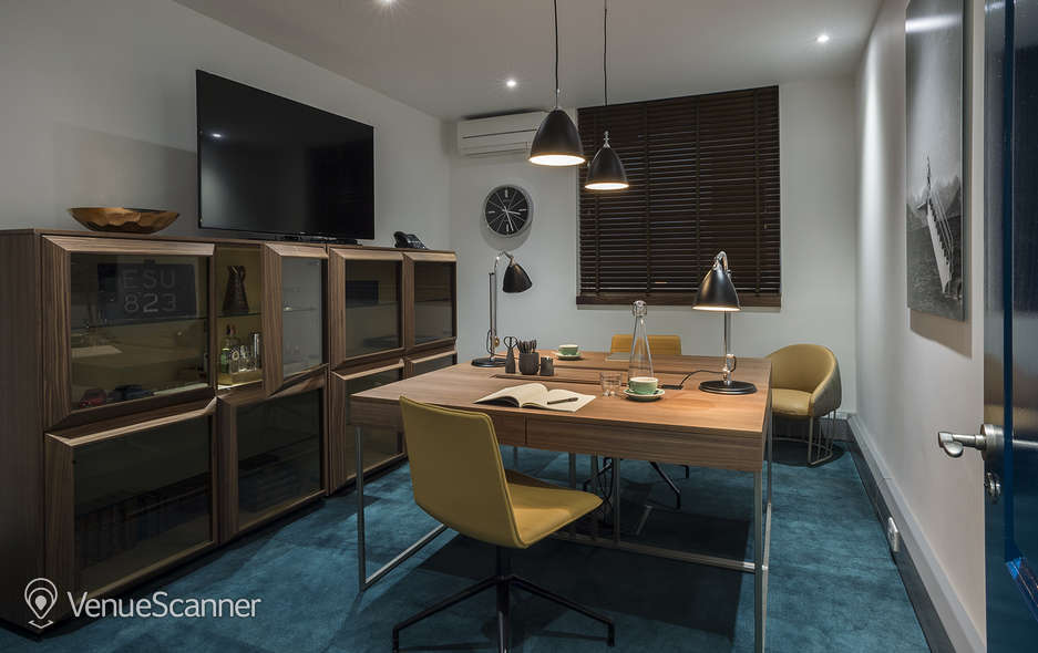 Hire St. Pancras Meeting Rooms Study