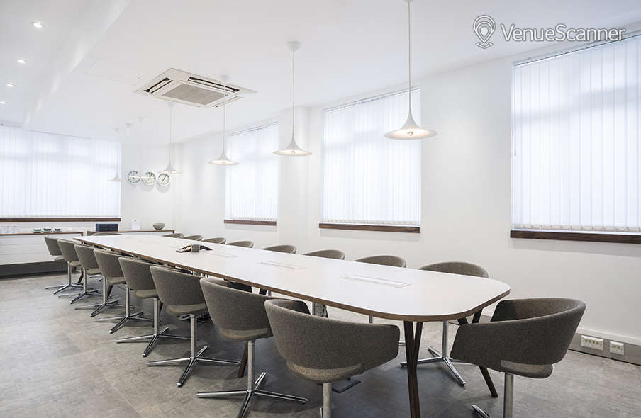 Hire St. Pancras Meeting Rooms Office 1