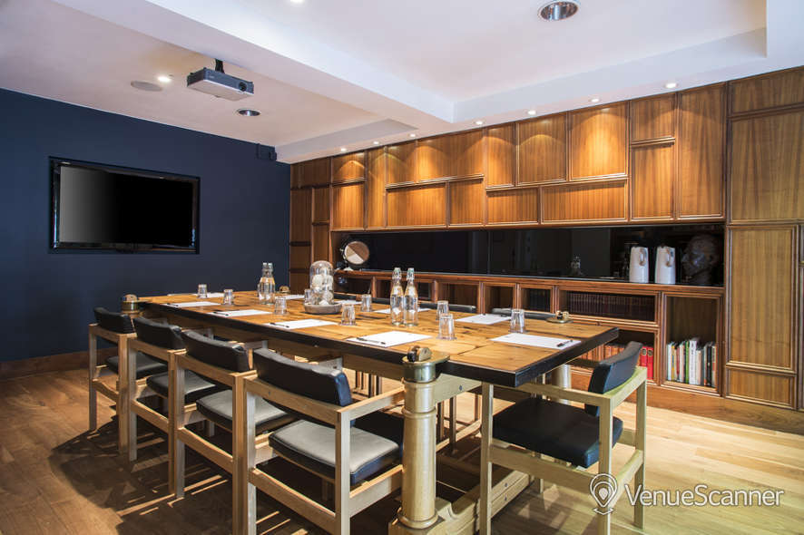 Hire St. Pancras Meeting Rooms Victory Room 1