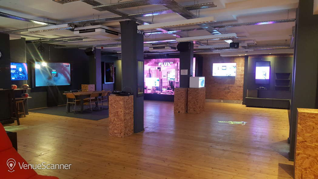 Hire The Flux Innovation Lounge Full Venue Hire 4