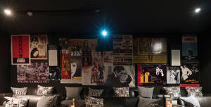 The Exhibit Balham, The Cinema/karaoke