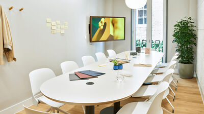 Meet In Place Soho Square, Classic Conference Room 2