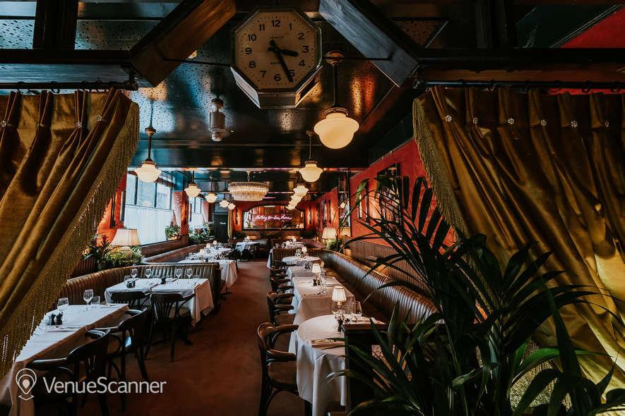 Hire Martha's Soho Dining Area 1