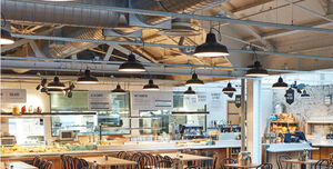 Guinness Storehouse, Brewers' Dining Hall