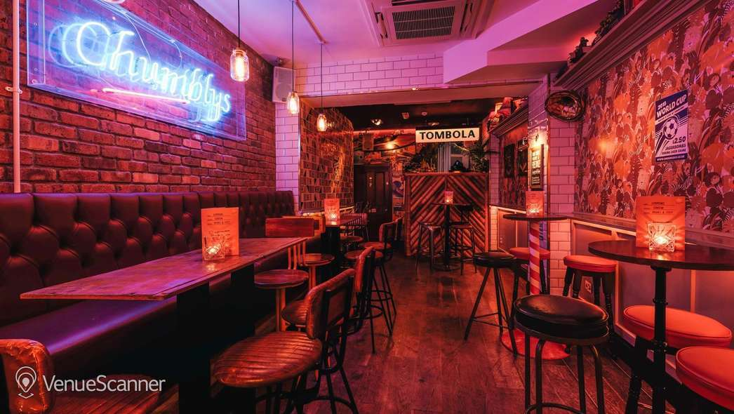 Hire Simmons Bar   Angel Main Bar