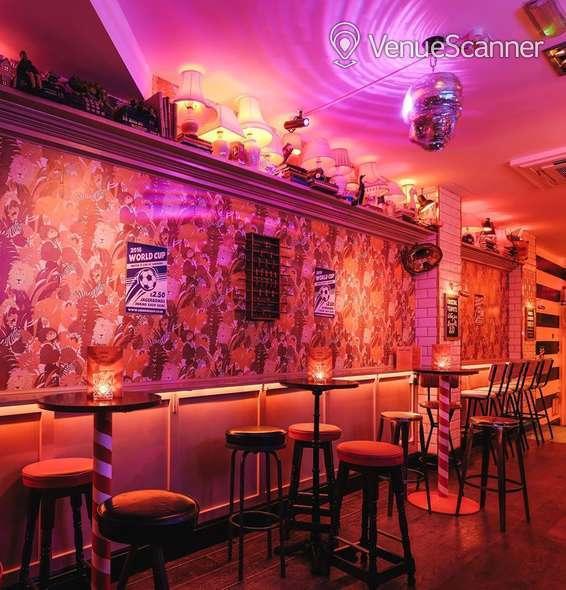 Hire Simmons Bar   Angel Main Bar 5