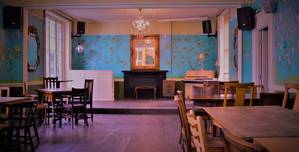 The Colonel Fawcett, Function Room
