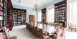 {10-11} Carlton House Terrace, Library Room
