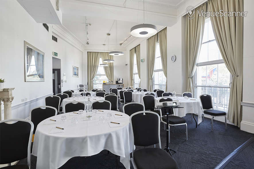 Hire One Park Crescent The Club Room