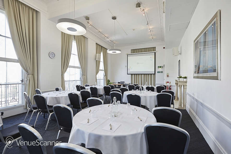 Hire One Park Crescent The Club Room 1