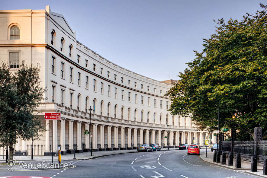 Hire One Park Crescent The Club Room 3