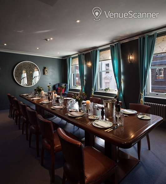 Hire The Groucho Club The Mackintosh Room