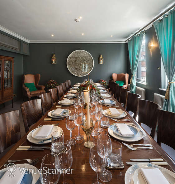 Hire The Groucho Club The Mackintosh Room 2