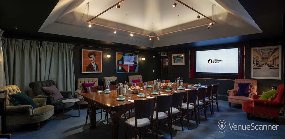 Hire The Groucho Club Screening Room 7