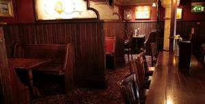 The Barrowboy & Banker, Private Areas