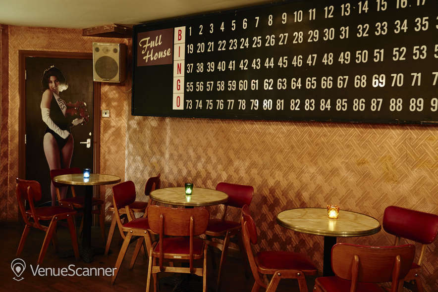 Hire Ruby's Dalston Lounge 9