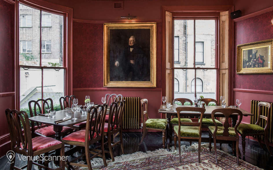 Hire The Mitre, Lancaster Gate Lord Cravens Dining Room