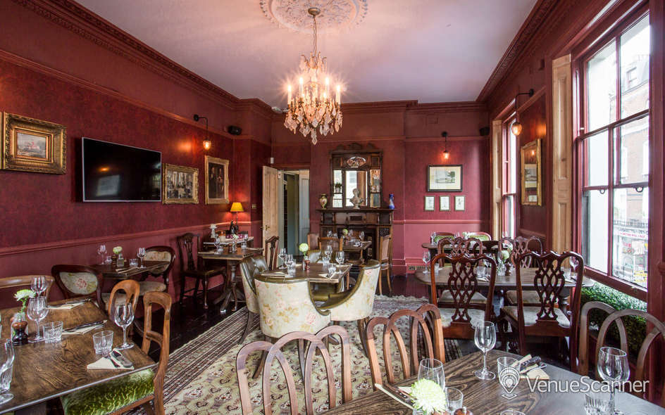 Hire The Mitre, Lancaster Gate Lord Cravens Dining Room 1
