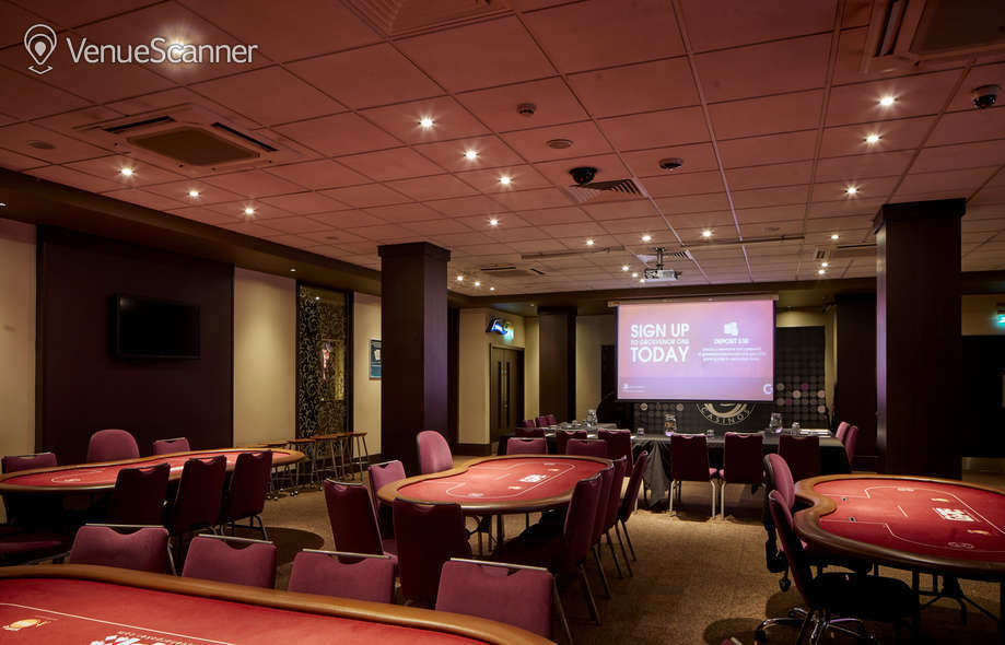 Hire Grosvenor Casino Cardiff Poker Room