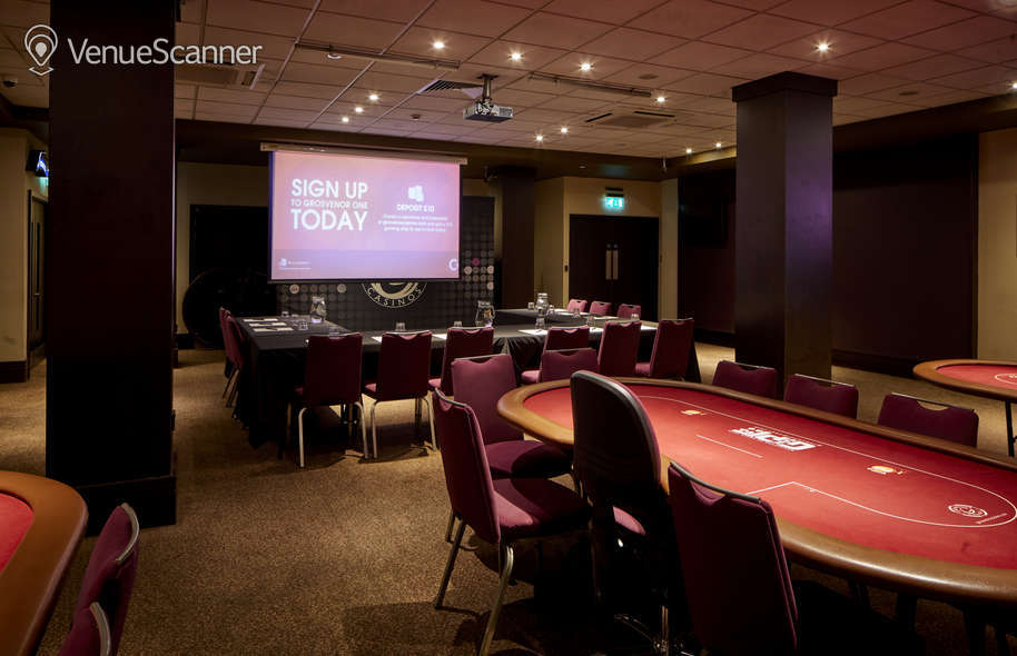 Hire Grosvenor Casino Cardiff Poker Room 2