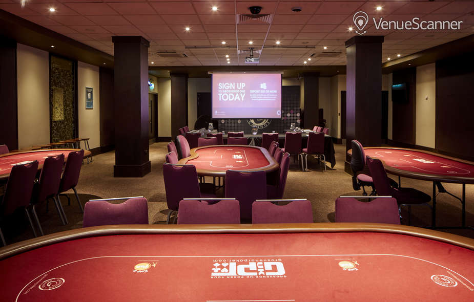 Hire Grosvenor Casino Cardiff Poker Room 1