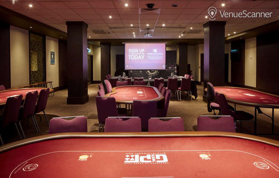 Hire Grosvenor Casino Cardiff Poker Room 1