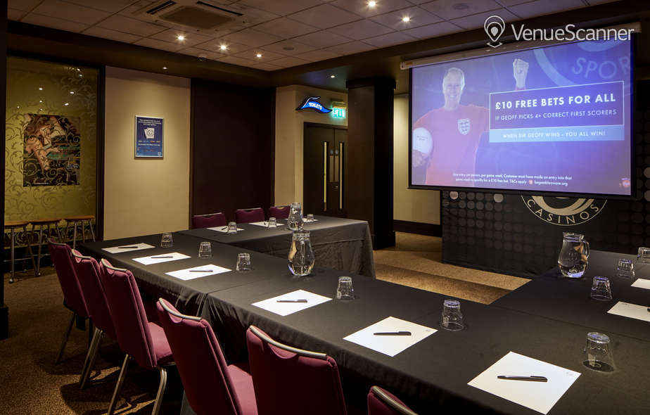 Hire Grosvenor Casino Cardiff Poker Room 3