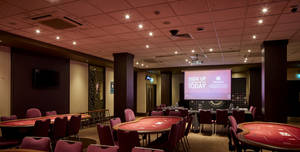Grosvenor Casino Cardiff, Poker Room