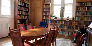 Jamyang Buddhist Centre, The Library