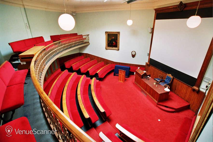 Hire Liverpool Medical Institution (Lmi) Lecture Theatre
