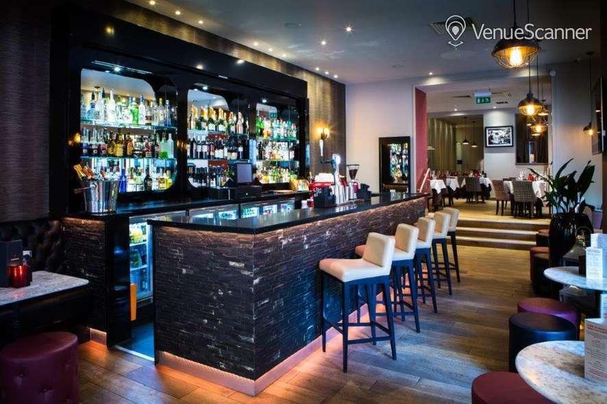 Hire Mercure London Bloomsbury The Boardroom 7