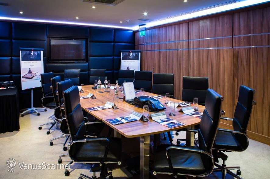 Hire Mercure London Bloomsbury The Boardroom