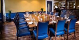 Otro Restaurant, Private Dinning Room