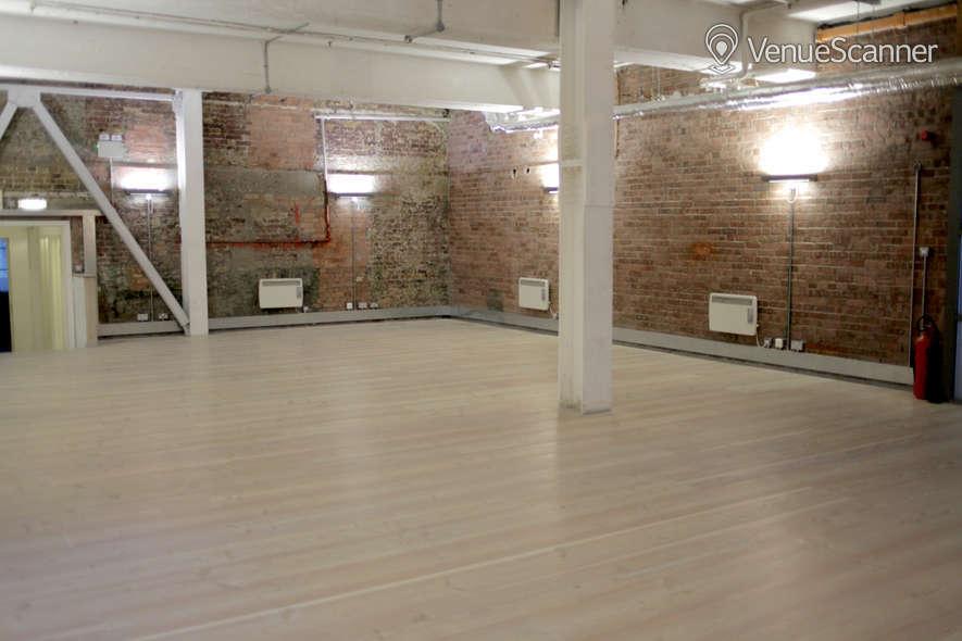 Hire The Vinyl Factory Soho Rear Studio 1