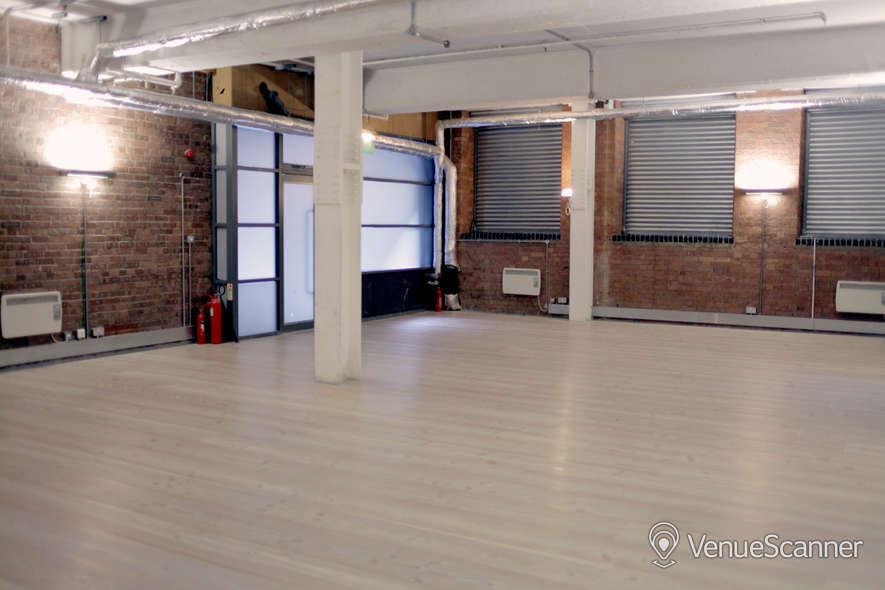 Hire The Vinyl Factory Soho Rear Studio