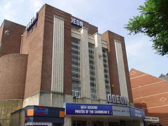 Hire Odeon Exeter Screen 1 Venuescanner