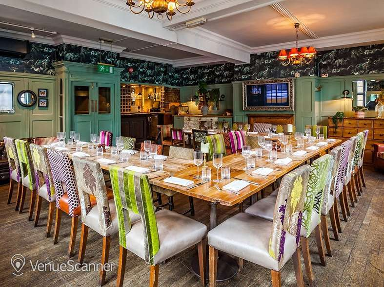 Hire Bumpkin South Kensington Private Dining Room 2