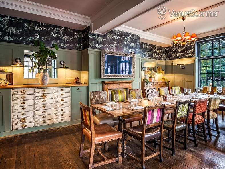 Hire Bumpkin South Kensington Private Dining Room 1