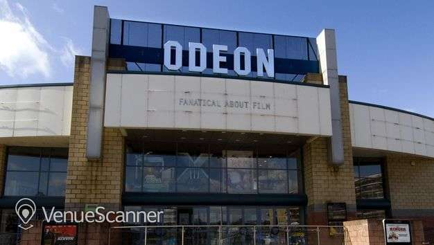 Hire Odeon Glasgow Quay Screen 6 1