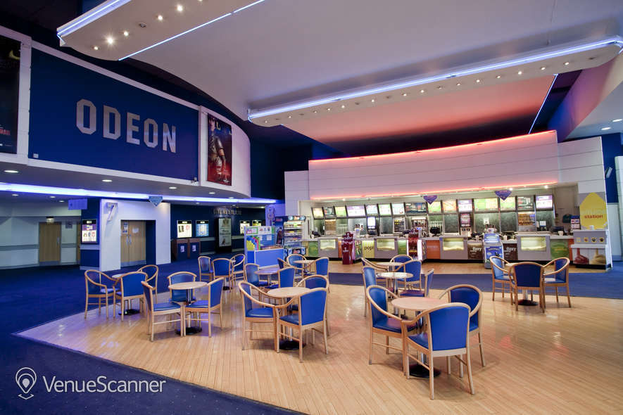 Hire Odeon Glasgow Quay 3