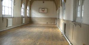 Hogarth Charitable Trust, Gym