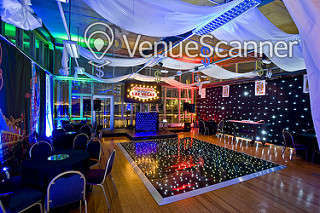 Hire Greenwich Yacht Club The River Rooms 4