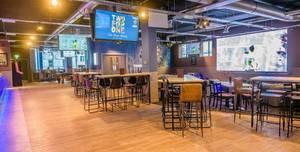 Nottingham Bierkeller Entertainment Complex, Shooters Sports Bar