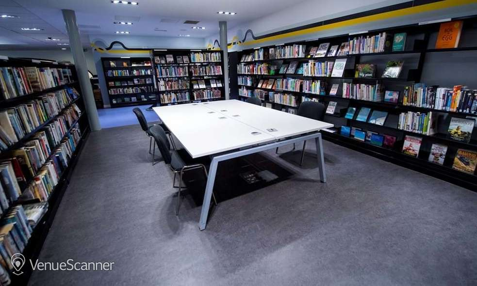 Hire Ibrox Library Ibrox Library 3
