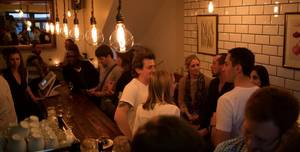 Urban Tea Rooms Soho, Exclusive Hire
