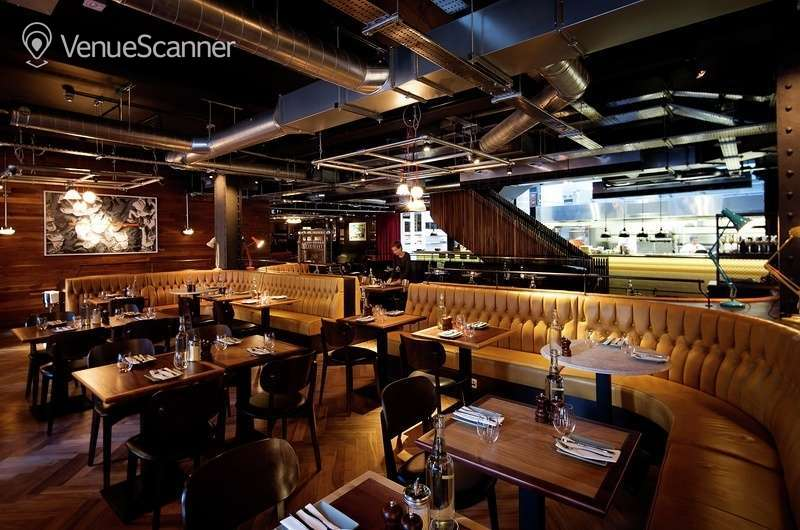 Hire Heddon Street Kitchen By Gordon Ramsay Exclusive Hire 4