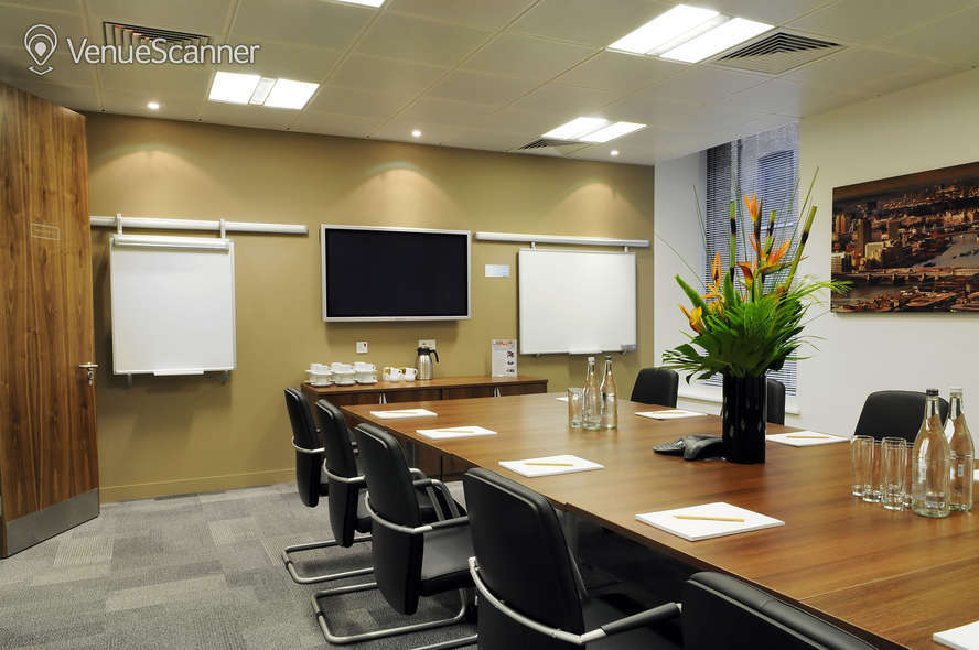 Hire Regus Devonshire Square Wentworth