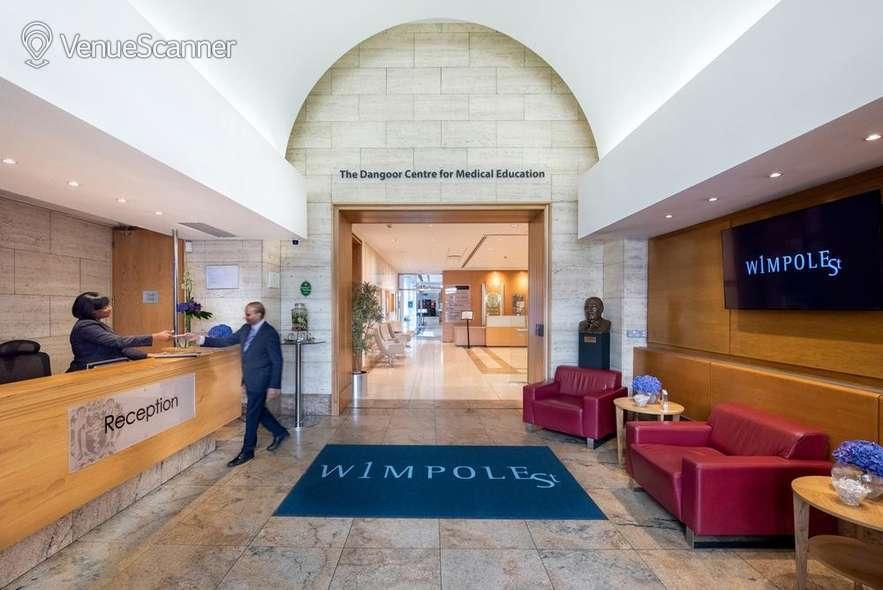 Hire 1 Wimpole Street Louis Forman Room 3