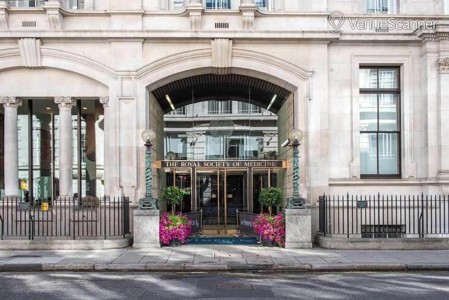 Hire 1 Wimpole Street Atrium 3